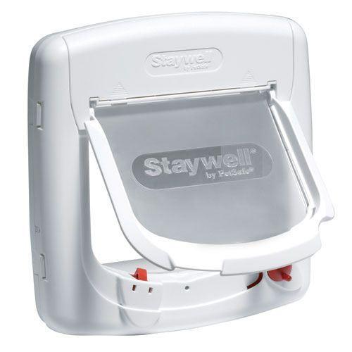 Staywell Dvířka magnetická bílá typ 400