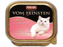 Animonda Vom Feinsten Paštika - drůbeží srdce pro dospělé kočky 100 g