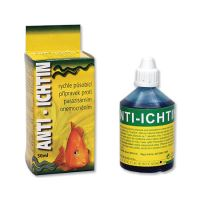 Hü-Ben Anti-Ichtin léčivo na krupičku ryb 50 ml