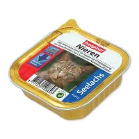 Paštika BEAPHAR Renální dieta pro kočky s treskou 100 g