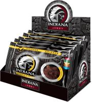 INDIANA Jerky kuřecí, Original, 500g - display
