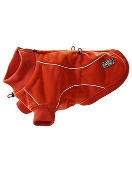 Hurtta Outdoors Waterproof jacket bunda fleezová nepromokavá červená