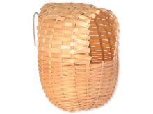 Hnízdo TRIXIE bambusové 12 x 15 cm 1ks