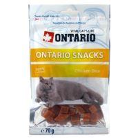 Ontario Snack Chicken Dice 70 g