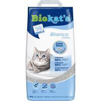 Gimpet Biokats Bianco Hygiene podestýlka bílá bez vůně, 5 kg