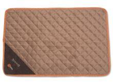 Scruffs Thermal Mat Termální podložka čokoládová -  velikost M, 90x60 cm