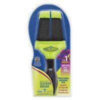 Furminator Soft Uhlazovací kartáč pro jemnou i drátovitou srst - velikost S