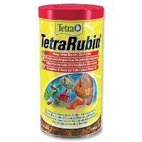 Tetra Rubin vločkové krmivo pro zvýraznění barevnosti ryb