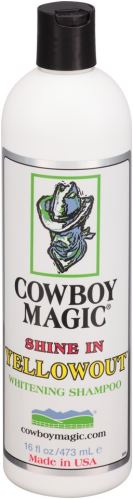 Cowboy Magic Yellowout Shampoo 473ml