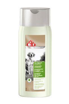 8in1 Šampon s Tea Tree olejem 250 ml