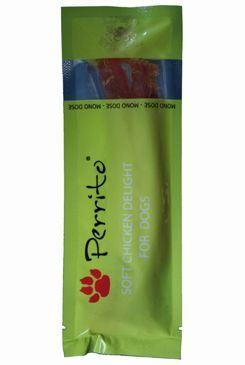 Perrito Mono Dose Soft Chicken Delight - kuřecí pamlsek pro psy 10 g