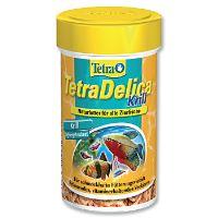 Tetra Delica Krill 100% sušený krill 100 ml