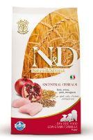 N&D Low Grain Dog Puppy Chicken & Pomegranate 800 g