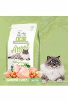 Brit Care Cat Angel I`m Delighted Senior - kuře & rýže pro kočky nad 8 let 2 kg
