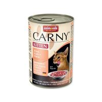 Konzerva ANIMONDA Carny Kitten hovězí + telecí + kuřecí 400 g