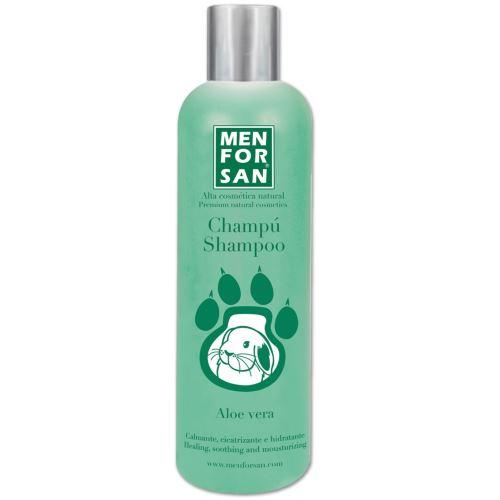 Menforsan Šampon s Aloe Vera pro hlodavce 300 ml