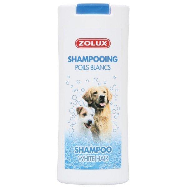 Zolux Šampon na bílou srst s extraktem bezinek pro psy 250 ml