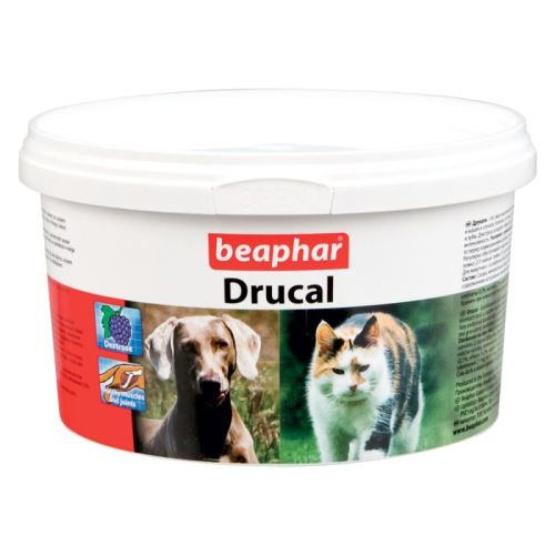 Beaphar Drucal doplněk stravy pro psy a kočky s vápníkem 250 g