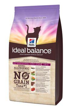 Hill's Feline Ideal B. Adult NO GRAIN Tuňák bram 300g
