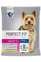 Perfect Fit DOG Adult 1+ kuřecí XS/S 1,4kg