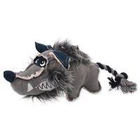 Hračka DOG FANTASY textilní vlk