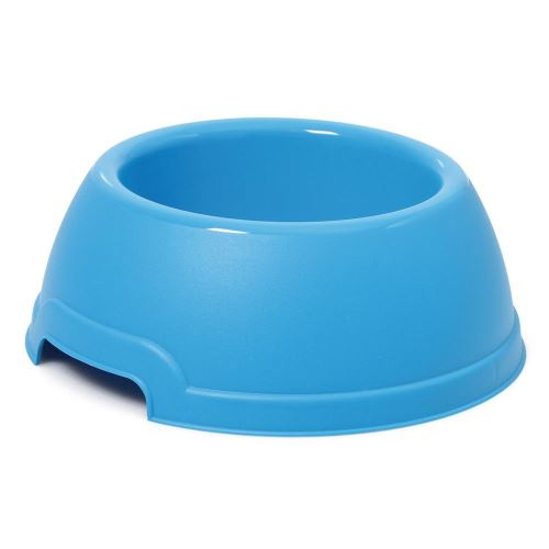 Plastová miska s protiskluzem Argi - modrá - 2700 ml