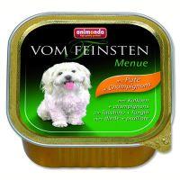 Animonda Vom Feinsten Paštika - krůta & žampiony pro dospělé psy 150 g