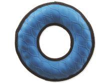 Hračka DOG FANTASY Rubber kruh modrá 22 cm