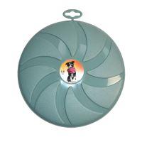 Frisbee - létající talíř Argi - šedý - 23,5 cm