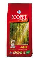 Ecopet Natural Adult Mini 12kg+2kg ZDARMA