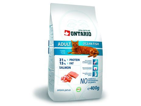 Ontario Adult Ocean Fish 400 g