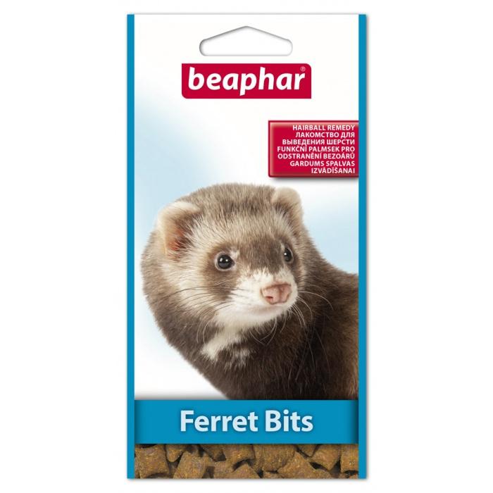 Pochoutka BEAPHAR Ferret Bits s malt pastouPochoutka BEAPHAR Ferret Bits s malt pastou 35 g