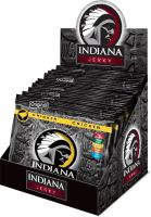 INDIANA Jerky kuřecí, Original, 600g - display
