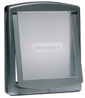 PetSafe Dvířka Staywell 777 Originál, stříbrná, velikost L