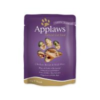 Kapsička APPLAWS Cat Chicken 70 g