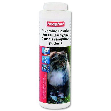 Beaphar Grooming pročesávací suchý šampon pro kočky 150 g