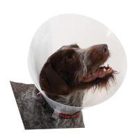 Kruuse Buster Classic Collar Plastový ochranný límec pro psy, 10 cm