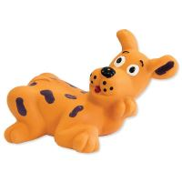 Hračka DOG FANTASY Latex zvířátka se zvukem mix 8-10 cm