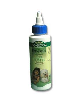 Bio-Groom Ear Fresh Pudr depilační adstringentní pro psy 24 g