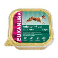 Vanička EUKANUBA Adult Chicken 150 g