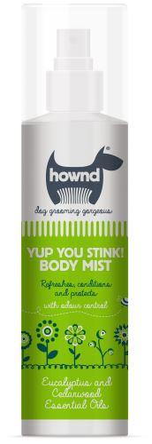 HOWND® Yup You Stink!, Přírodní deodorant proti zápachu, 250ml