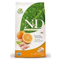N&D Grain Free Dog Adult Mini Fish & Orange 800 g
