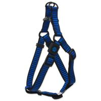 Postroj ACTIVE DOG Premium modrý M 1ks
