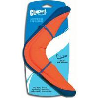 Chuckit! plovoucí bumerang oranžový - velikost M, 23x5,5 cm