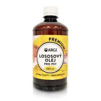 Lososový olej Argi Premium 500 ml