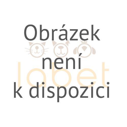 Marie Brožková Marysa Spací pytel 3v1 XL pro psy a kočky tmavě šedý s oranžovou