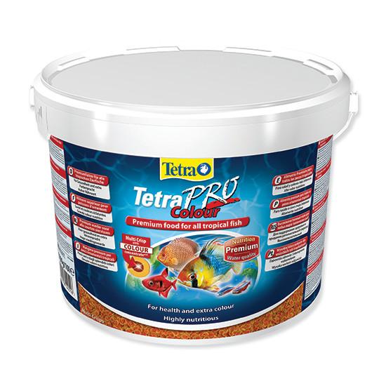 Tetra Pro Colour krmivo pro ryby s karotenem 10 l