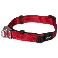 Obojek ROGZ Safety Collar červený M 1ks