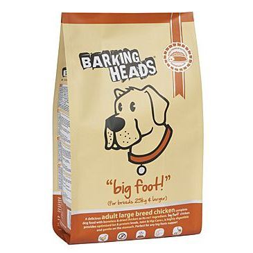 Barking Heads Big Foot Tender Loving Care