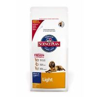 Hill's Science Plan Canine Dry Senior Light 12 kg